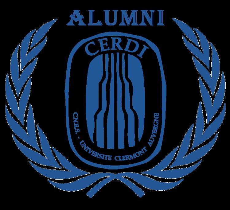 Logo CERDI Alumni