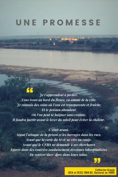 Lettre du Bout du Monde - Catherine Araujo