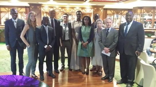 CERDI Alumni - Rencontre du réseau en Côte d'Ivoire