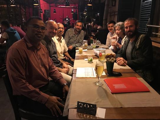 CERDI Alumni - Rencontre du réseau